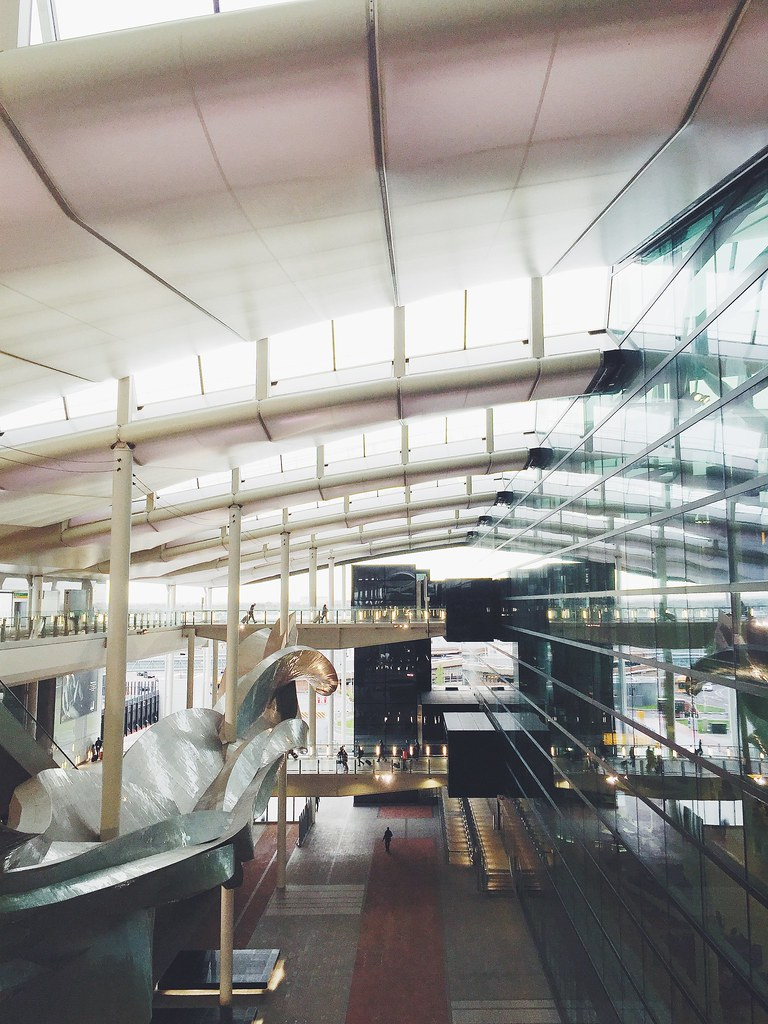 Heathrow Terminal 2