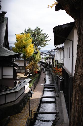 その町、飛騨古川