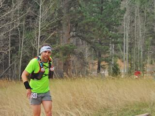 Doug - 14 Miles Into the Race