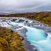 Bruarfoss... another angle by Xisco Bibiloni