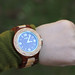 Small photo of Sully Jord Wood Watch in Cherry and Maple