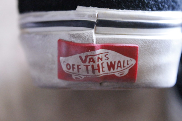 vans off the wall - modelo skate