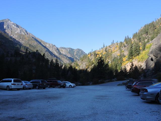 Snow Lakes 001
