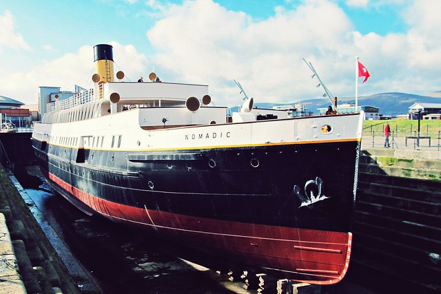 The SS Nomadic
