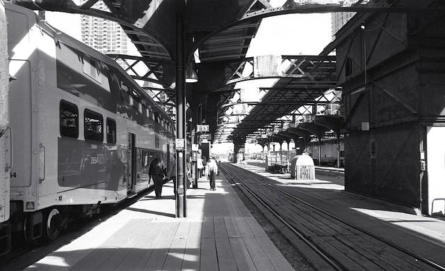 Union Station Track 12/13