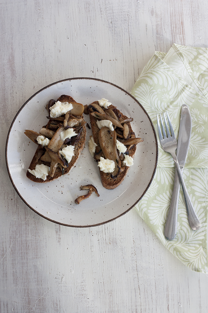 mushroom toast 2 blog