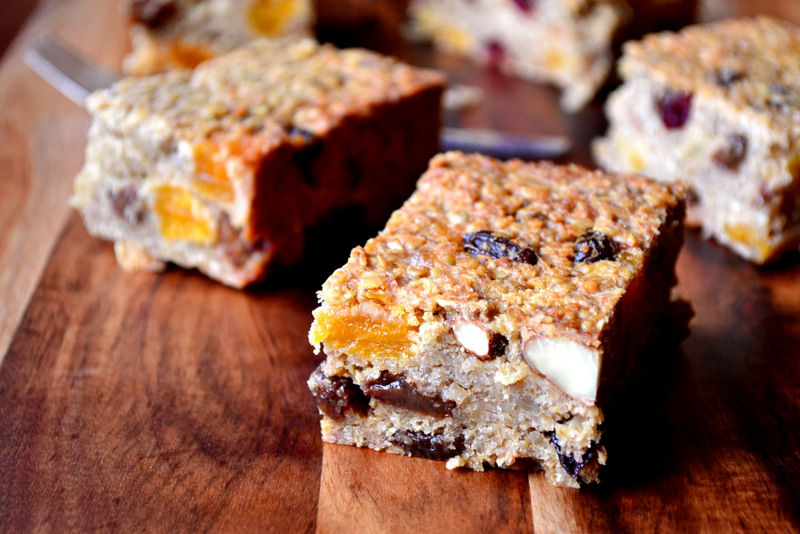 Flapjack for Cycling
