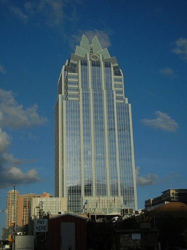 DSCN0156 - Frost Bank Tower, Austin, Texas