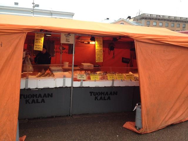 Helsinki - Kaupattori