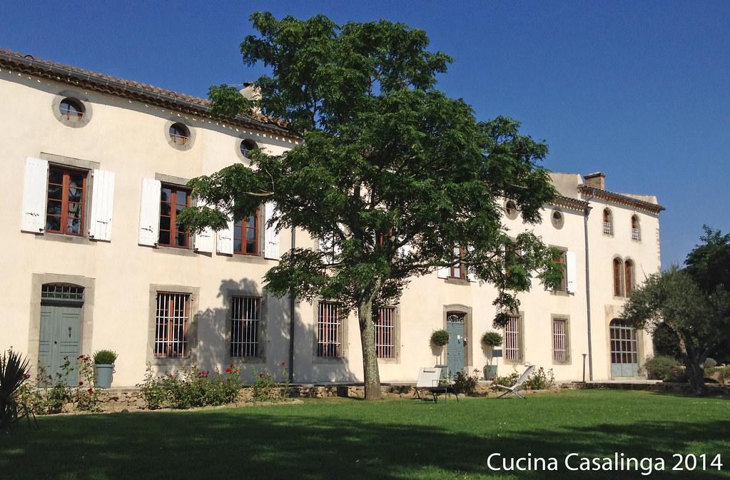 Chateau Palaja Haus