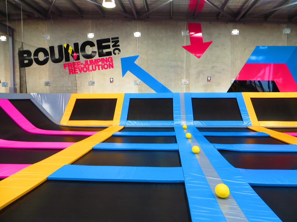 BounceInc Adelaide - First Day of Business