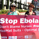 RNs at St. Joseph Hospital Decry Management's Response for Highest Standards of Ebola Preparation