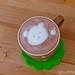 小熊巧克力牛奶