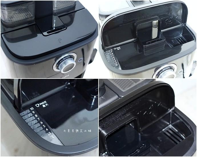 8 飛利浦2+全自動雙豆槽咖啡機