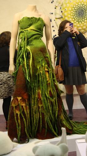 vihreä mekko 2