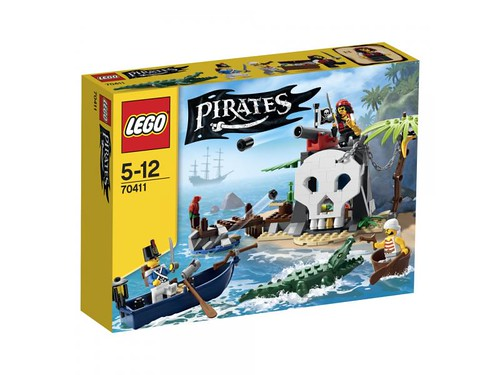 LEGO Pirates 70411