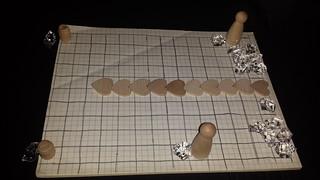 Dragon Tail prototype