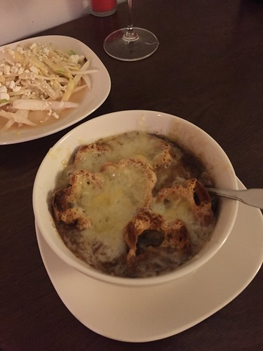 French Onion Soup - gluten free