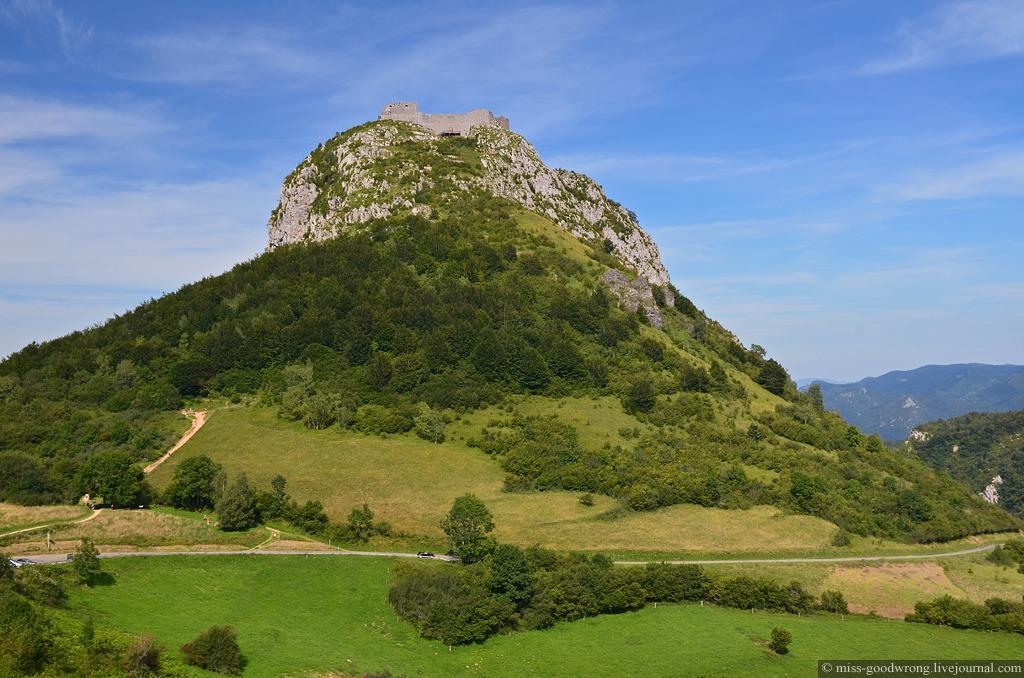 35 Chateau de Montsegur
