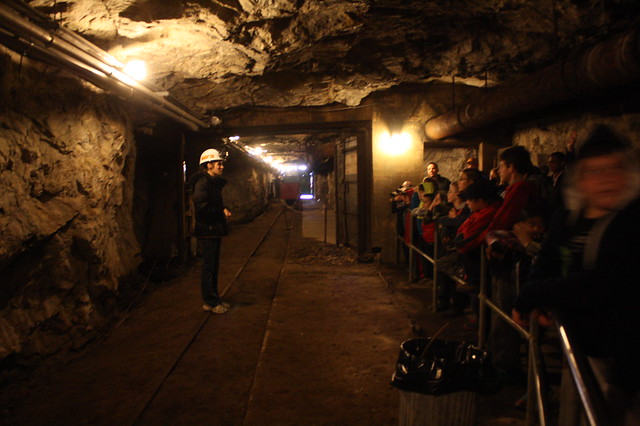 A Visit to a Mine