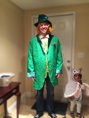 Scary Leprechaun