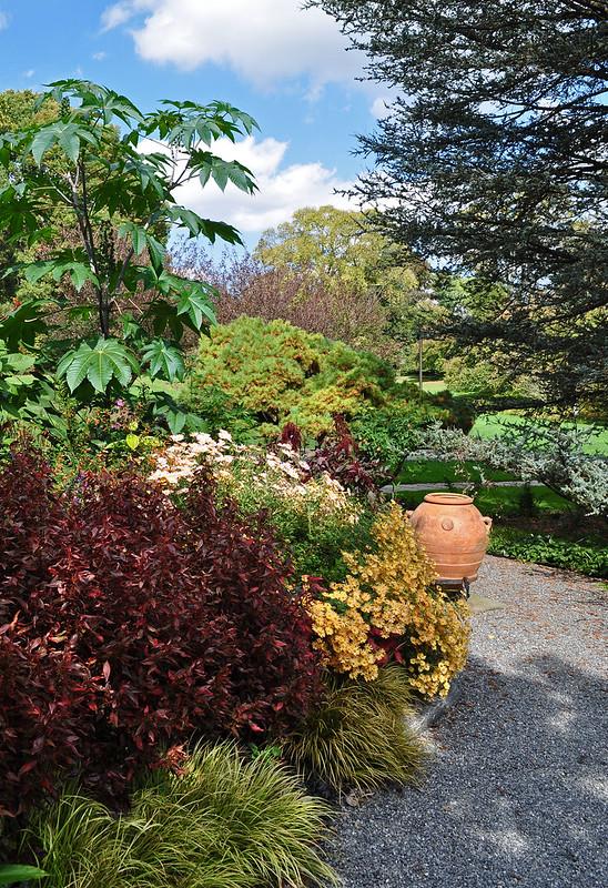 Scott Arboretum Entrance Garden (25)