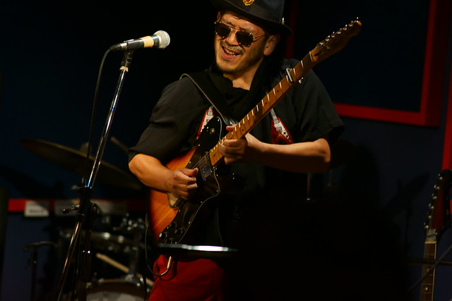 blues live at Blue Heat, Tokyo, 24 Oct 2014. 125