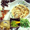Self cooked #rottini pasta with @kaushal_1191 to begin a gujju new year. Oh boy! We can cook!