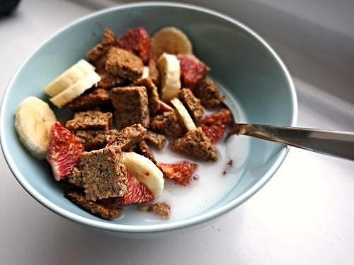 cereale cu scortisoara
