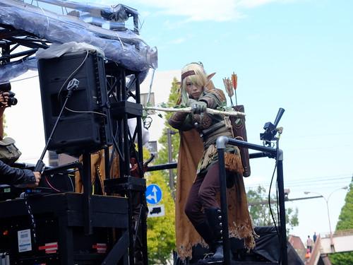 Kawasaki Halloween parade 2014 63