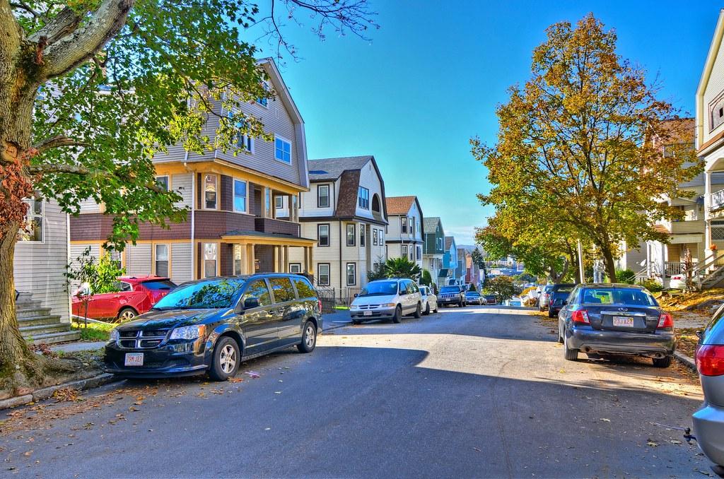 Euclid Avenue--Montrose Street Historic District - Worcester MA