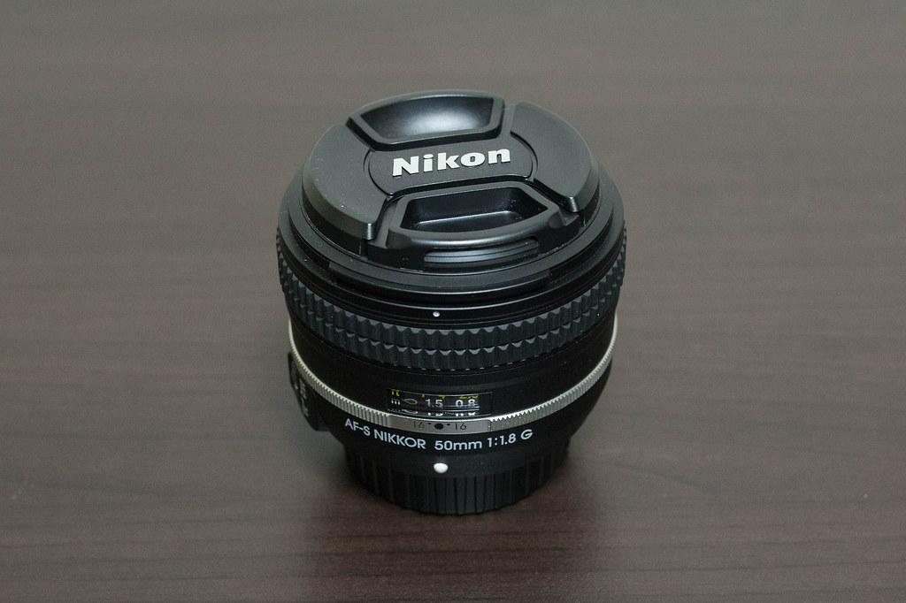 AF-S NIKKOR 50mm f/1.8G (Special Edition)