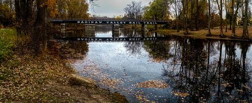 Saginaw Valley Rail Trail Bridge_Fotor