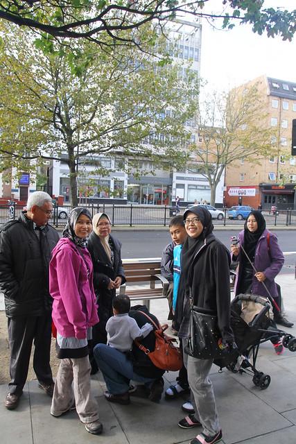 Autumn UK Trip 2014 - London city