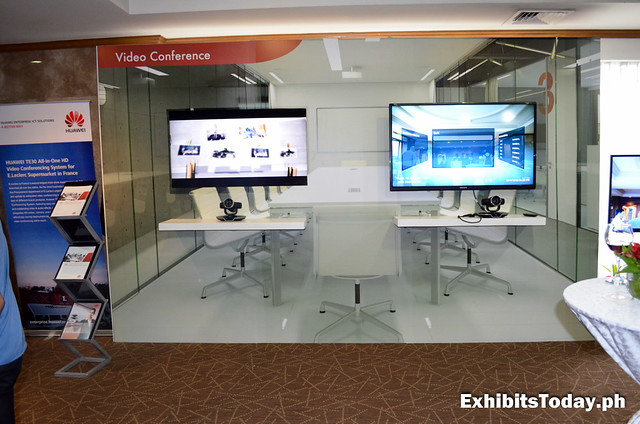 Huawei Video Conference Wall Panel