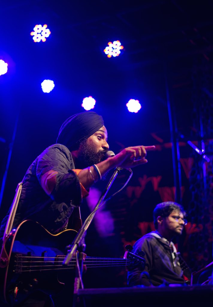 Artists performing in Ziro music festival