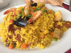 meal, thai fried rice, paella, yeung chow fried rice, rice, nasi goreng, arroz con pollo, thai food, biryani, food, pilaf, dish, kabsa, fried rice, cuisine,
