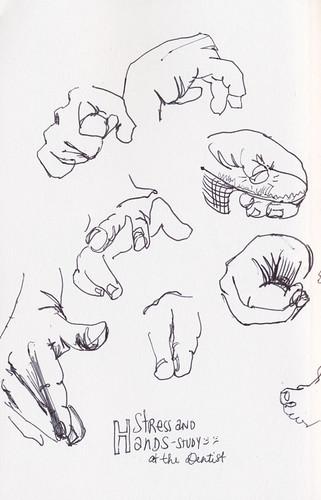 September 2014: People - Hands of Stress