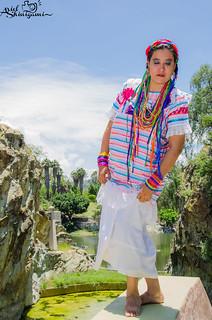 Traje Regional Tuxtepec