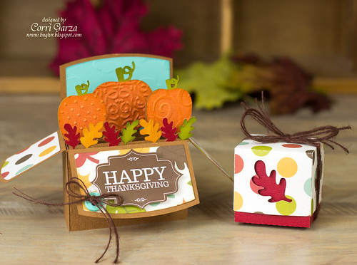 Happy Thanksgiving set by Corri Garza