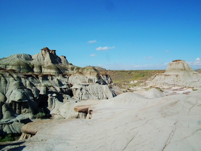 Dinosaur Provincial Park - Alberta, Canada