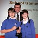 Small photo of School Games presentations Ramsbury School