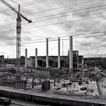 Under Construction (Black & White)