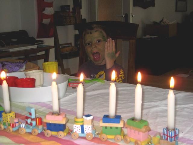 Das war ein schöner Geburtstag!