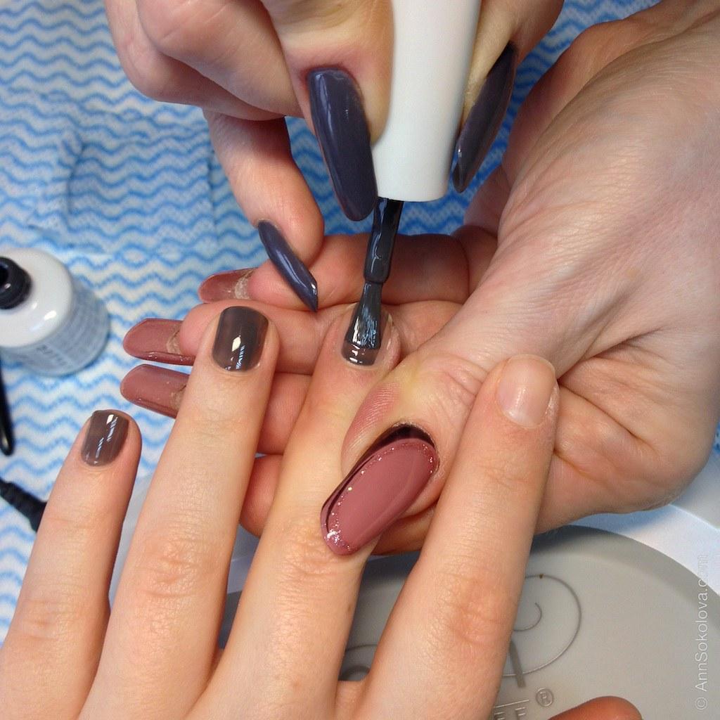 Нанесения фото на ногти