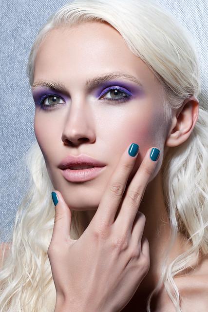 02 model Anastasiia Timoshenko, photo Juliya Chernyshova,MUA Evgeniya Yanysheva, Manicurist Ann Sokolova