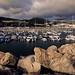 Porto de Sesimbra by Acyro
