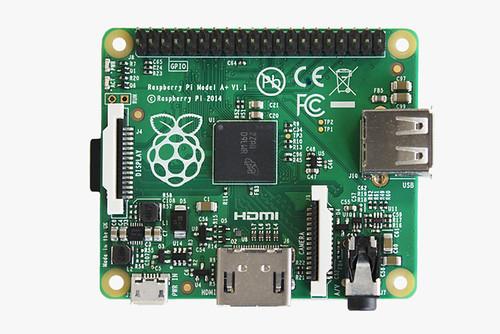 Raspberry Pi A+