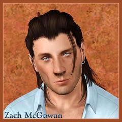 Zach McGowan
