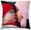 Amore Sweet Babys Kiss Cushion Cover